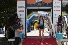 Cristina Trujillo, ganadora del Maratón de las Tucas_Isabel Escudero