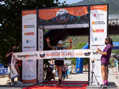 Marcos Ramos, ganador del Maraton Tucas_Javier Melero