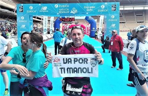 Plan entrenamiento maratón: Cada finaslitas, un campeón.