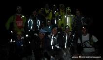 Entrenamiento Trail GTP2013: Grupo de cabeza en cima Maliciosa (2.227m)
