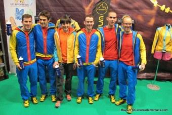 La Sportiva trail running zapatillas y equipo (30)