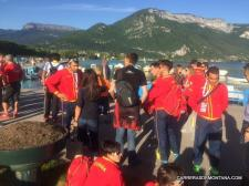 Mundial Trail runinng Annecy 2015 Seleccion española