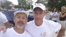 Mark y Luis