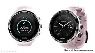 Suunto Spartan Sport wrist hr pink reloj gps multideporte