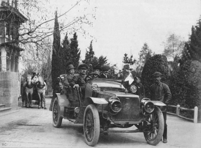 1911. Panhard-Levassor U1 35 л.с. Екатеринослав.