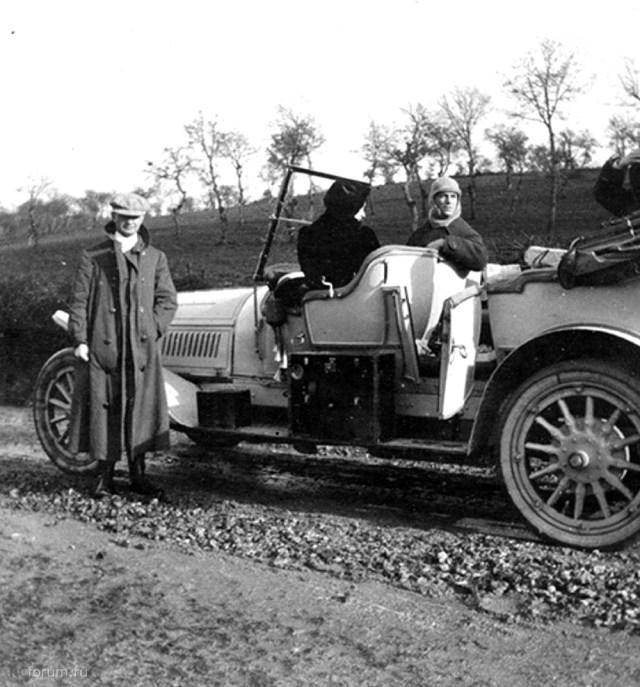 1913. Opel Великого Князя Михаила Александровича.