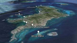 Carriacou Union Island and Tobago Cays.
