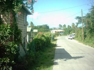 L'Esterre Carriacou.