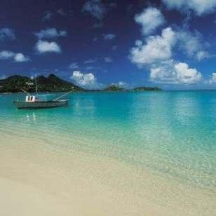 L'Esterre, Carriacou Paradise beach.