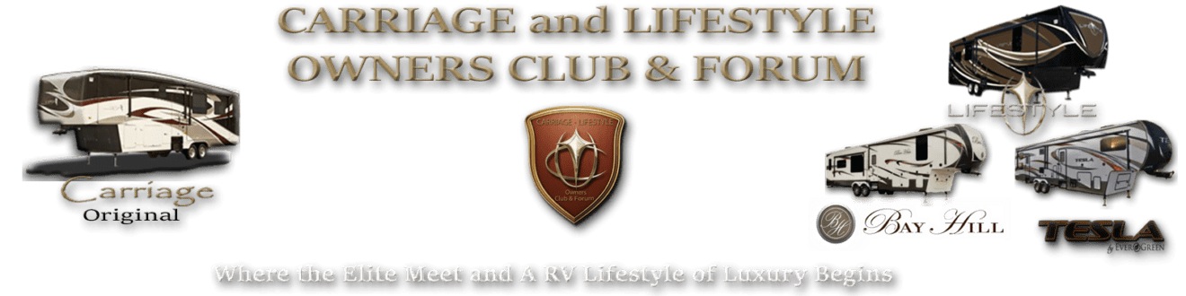 Carriage Lifestyle Owners Club & Forum