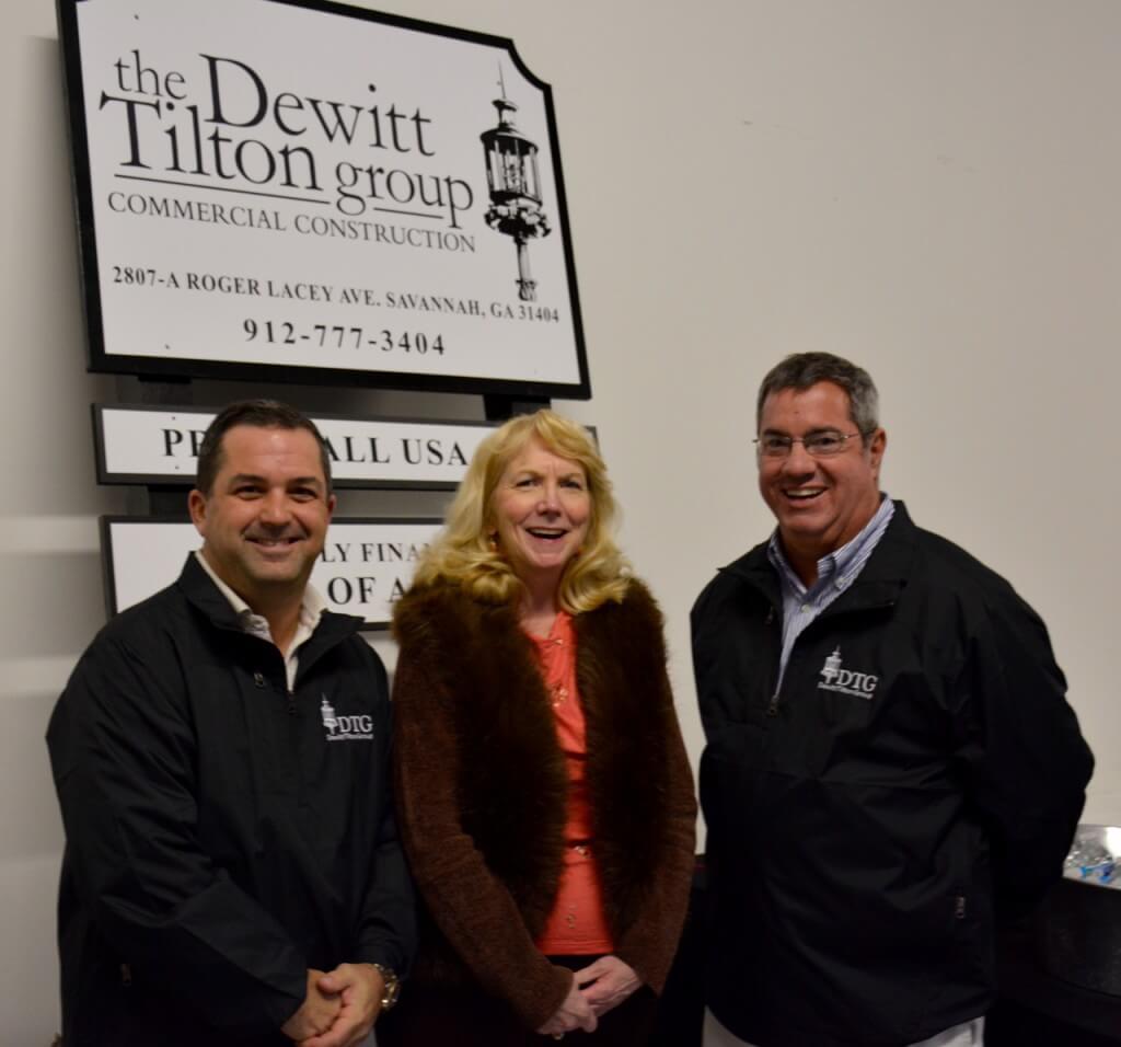 Dewitt Tilton Group After Hours Oyster Roast