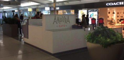 Amoura Cafe SFO - San Francisco, California