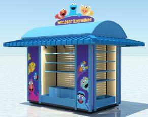 Sesame Place Monster's Keepsakes