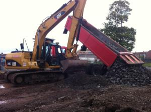 Groundwork preparations