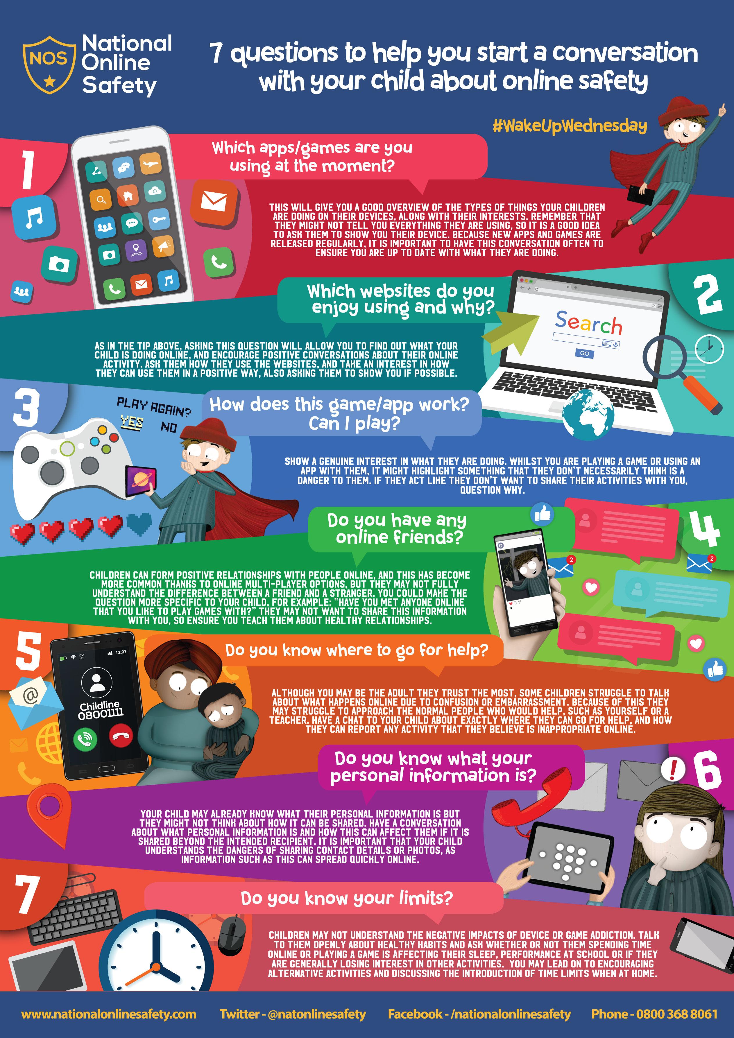 Digital Safety Carrick Knowe Primary School