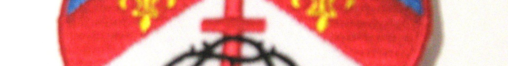 """Insigne """"Sacré-coeur-de-Jésus"""" (FNE)"""