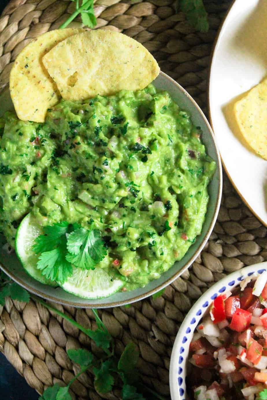 The Best Guacamole - Easy and Foolproof