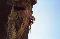 12 Sep 1999 Smith Rock - Unamed next to Meat Grinder 2