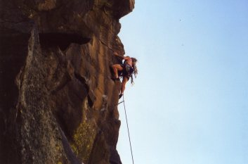 12 Sep 1999 Smith Rock - Unamed next to Meat Grinder 3