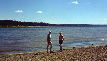 25 Aug 1999 Jaan, Puget Sound