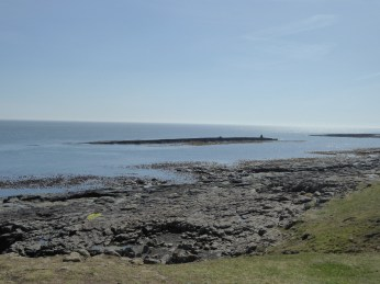 View from Dunstanburgh Castle