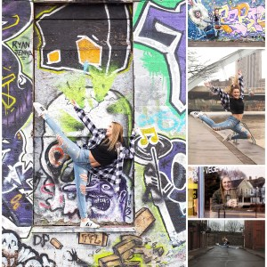 Dance with Graffiti, yes please!