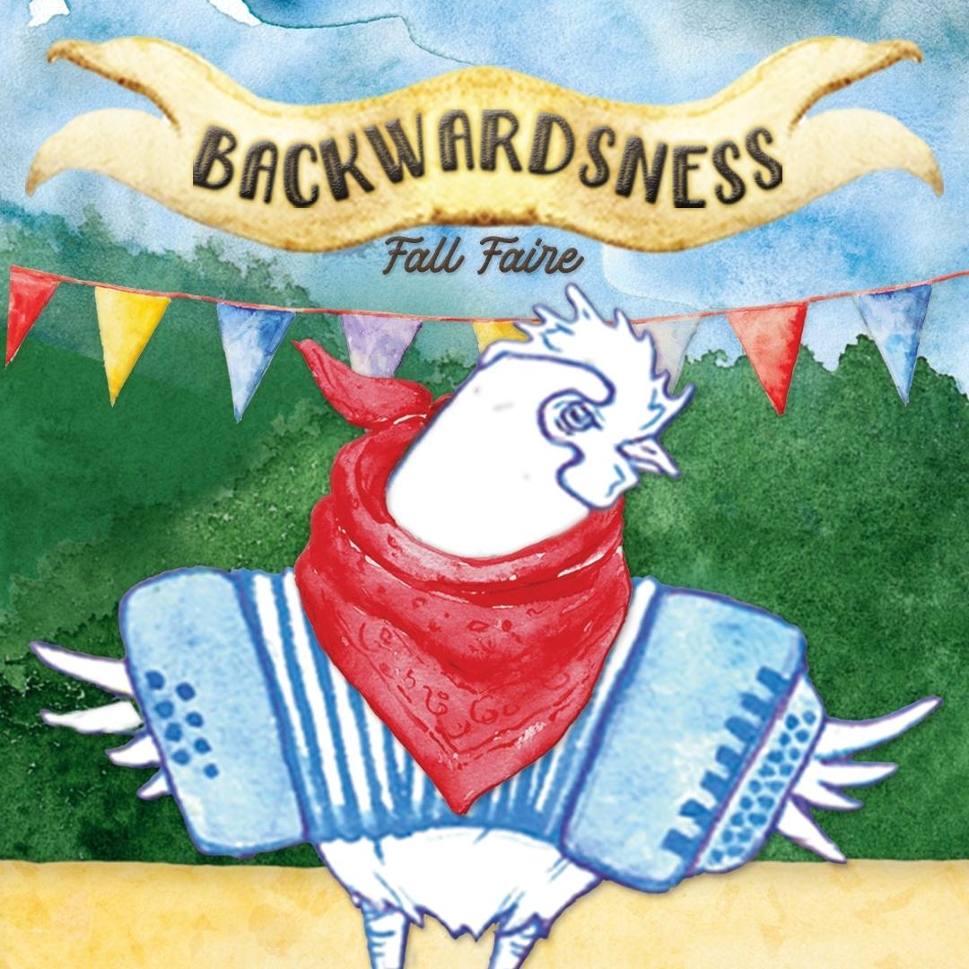 BackwardsNess 2018 - Facebook Page Avatar