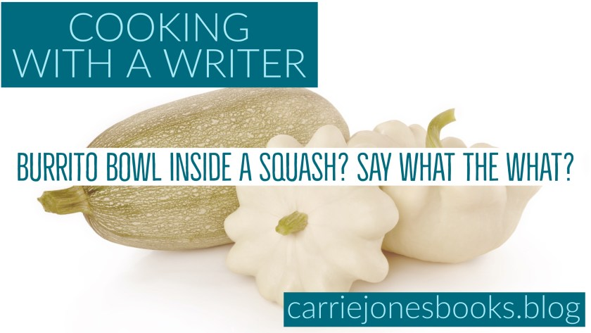 Cooking with a Writer carriejonesbooks.blog Writing tips and help from NYT bestselling author Carrie Jones