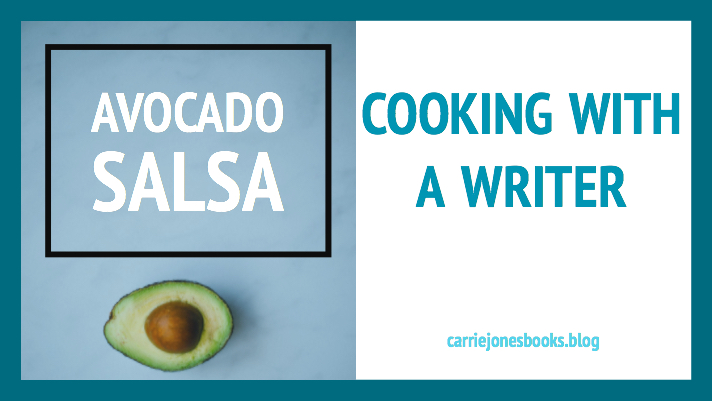 Cooking with a Writer