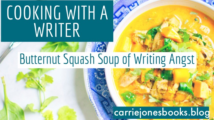 Cooking With a Writer Squash Me Up Soup Recipe