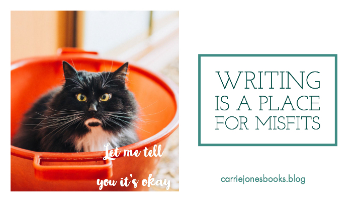 Writing is a Place for Misfits and So is My Town aka Bar Harbor, Maine