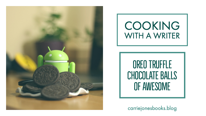 Oreo Truffle Chocolate Balls Recipe of Awesome from Cooking With a Writer