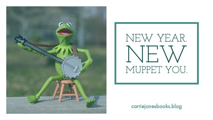 New Year. New Muppet Resolutions