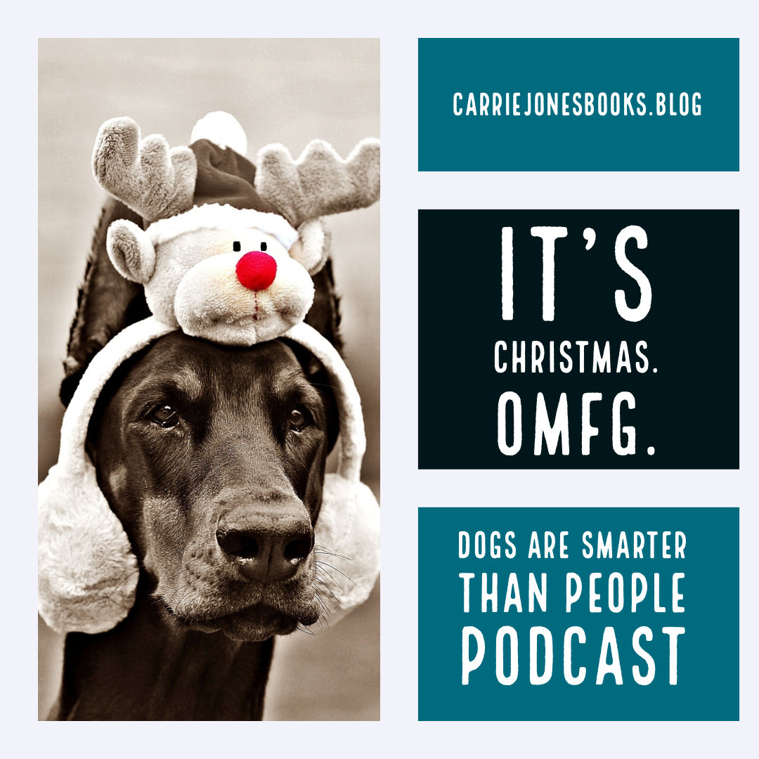 It's Christmas OMFG – Dogs are Smarter Than People PODCAST