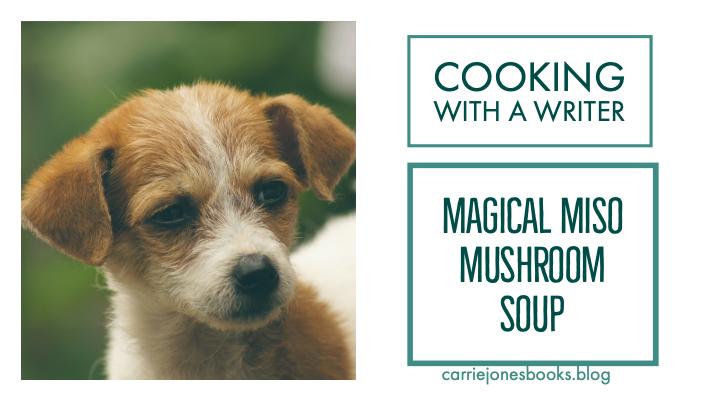 Magic Miso Mushroom Soup Recipe