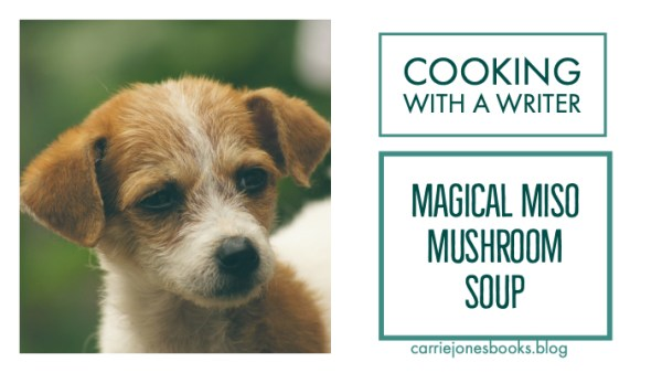 Magic Miso Mushroom Soup Recipe