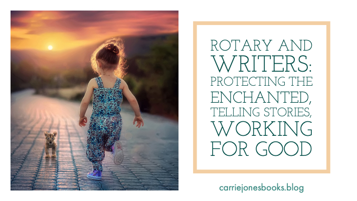protecting the enchanted rotary international and writers