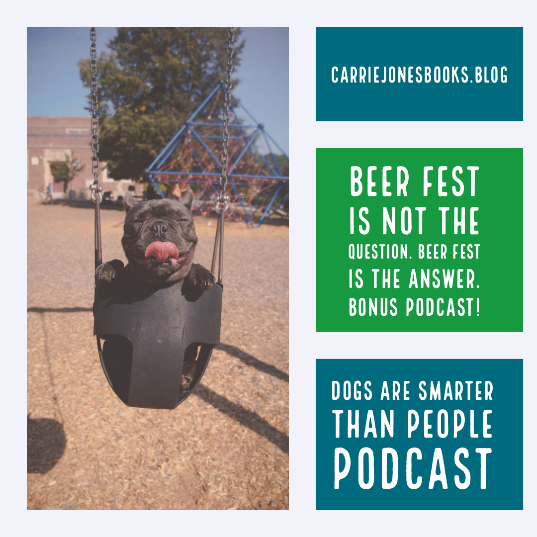 Beer Fest Bar Harbor Podcast Dogs are Smarter Than People