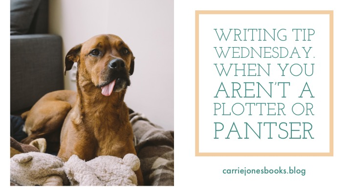 Writing Weirdly – When You aren't exactly a plotser or a pantser