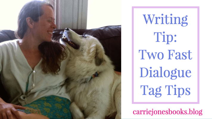 Fast Writing Tip Wednesday: Let's Talk About Tags