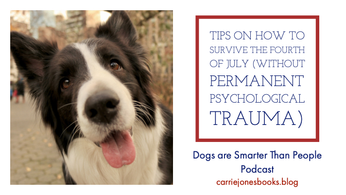 Tips on How to Survive The Fourth of July (without permanent psychological trauma)