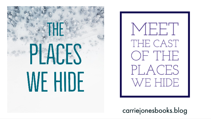 MEET THE CAST OF THE PLACES WE HIDE