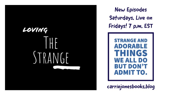 LOVING THE STRANGE – The strange, adorable things people do.