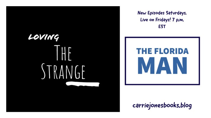 Loving the Strange, the best live podcast of married weirdos