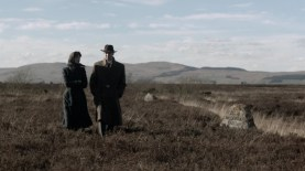 Claire, Frank walk Culloden. Image by STARZ Sony Pictures Television, via Outlander-Online.com