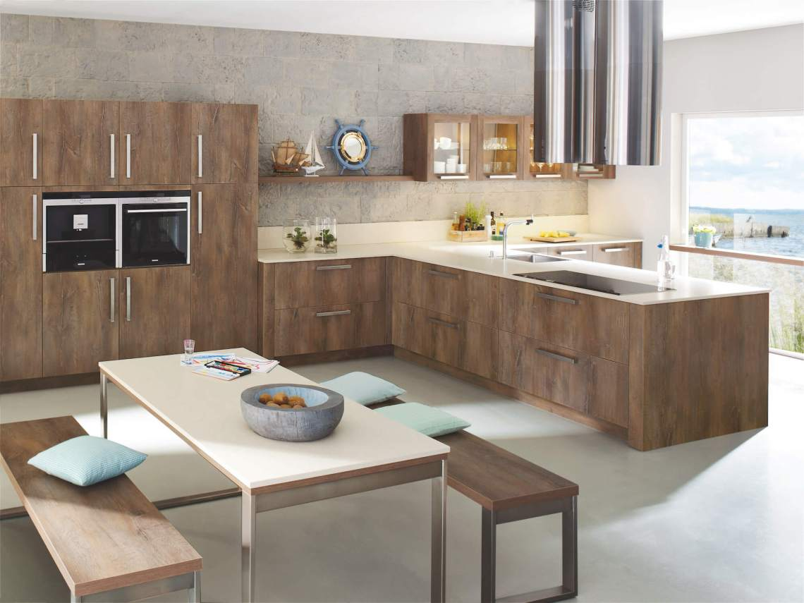 Plan de travail cuisine Quartz Silestone Tigris Sand
