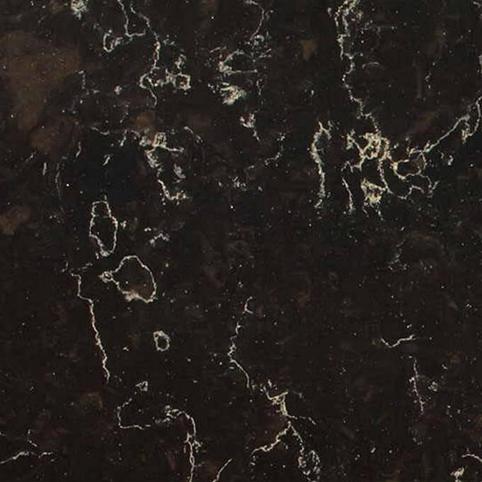 Quartz Unistone Java Black