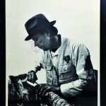 Joseph Beuys. Courtesy Gino Battista