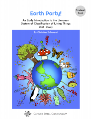 Earth Party! Student Book