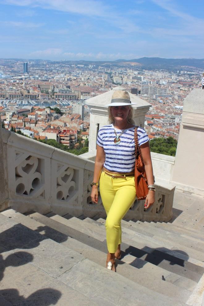Note Dame de la Garde Marseille